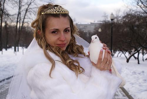 Алинка невеста