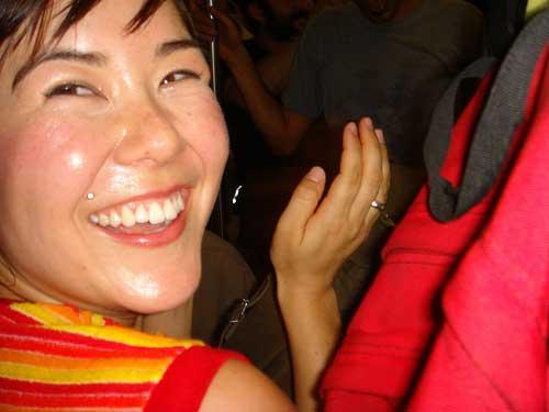 Потрясающая улыбка